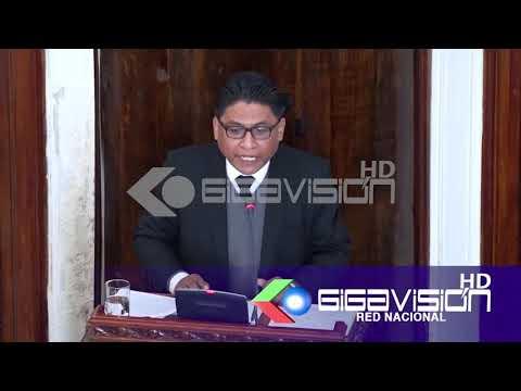 MINISTRO DE JUSTICIA RETA A OPOSICIÓN PRESENTAR UNA PRUEBA DEL FRAUDE ELECTORAL