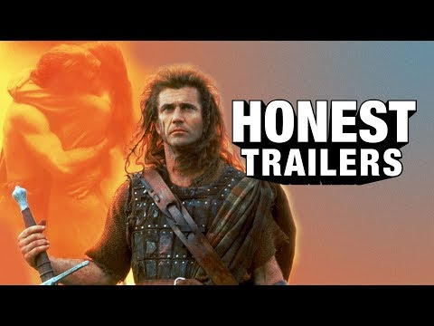 Honest Trailers | Braveheart