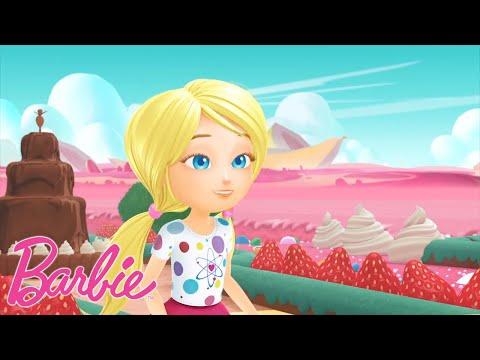 Barbie Deutsch | Das Monster im Bonbon-Königreich | Barbie Dreamtopia | Barbie Videos für Kinder