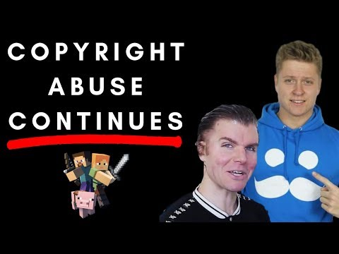 Mumbo Jumbo Hit With 400 Copyright Claims At Once! Onision Continues Copyright Misuse