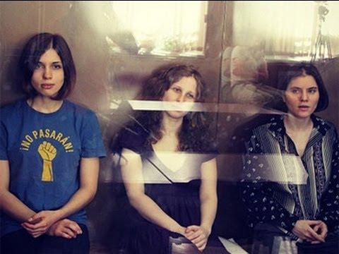 Decizia de condamnare a fetelor de la Pussy Riot la doi ani de temniță
