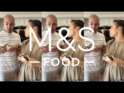 marksandspencer.com & Marks and Spencer Discount Code video: M&S Food | What's New this Summer | Rochelle Humes chooses her #MyMarksFave