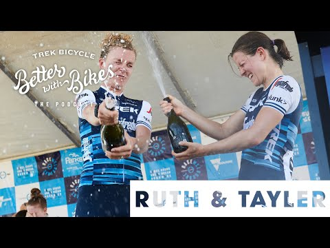 Better With Bikes Extra: Ruth & Tayler's Favorite Memories