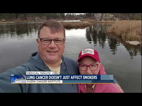 Lung cancer doesn't discriminate - Medical Minute