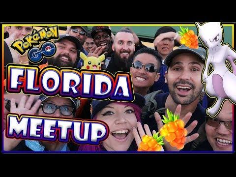 connectYoutube - FLORIDA MEETUP w/ PRODIGIESNATION, MEWTWO & POKEMON GO!
