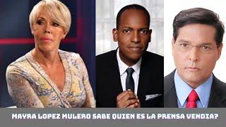 Mayra Lopez Mulero conocera quien es la prensa que se vende