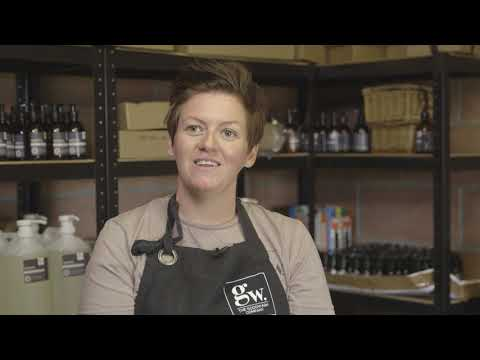 The Goodwash Company - Finalist: One to Watch / Terfynol: Un i'w Wylio