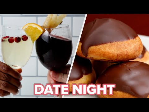 New Year's Eve Date Night In ? Tasty Recipes