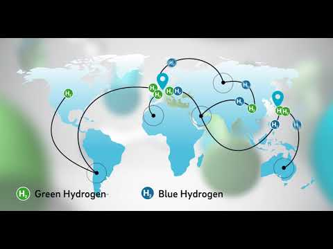Hydrogens Global Supply Chains