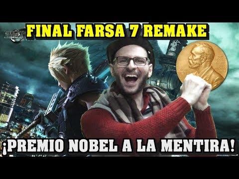 connectYoutube - ¡PS4 SE LLEVA EL PREMIO NOBEL A LA MENTIRA FINAL FANTASY 7 REMAKE Y THE LAST OF US 2! - Sasel - e3