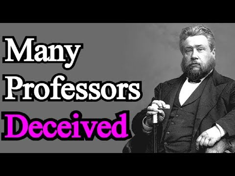Self Delusion - Charles Spurgeon Sermon