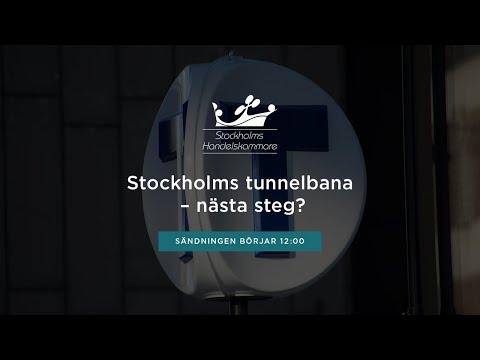 Stockholms tunnelbana – nästa steg?
