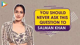 """ROFL- """"Only way to CALM Ranveer Singh down is to cut his..."""": Sonakshi Sinha 