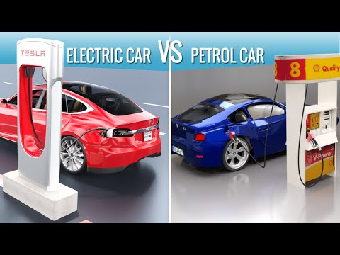 connectYoutube - Electric cars vs Petrol cars