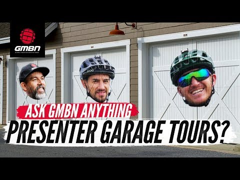 Will We See Each Presenters Garage"