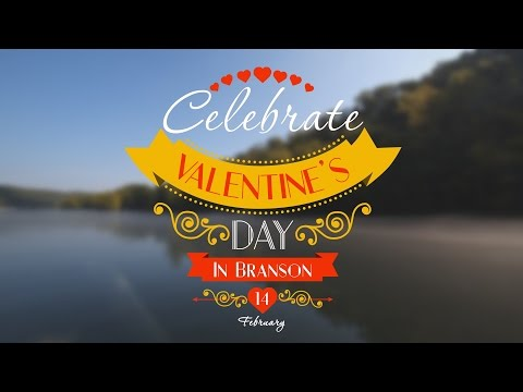 Celebrate Valentine's Day In Branson Missouri