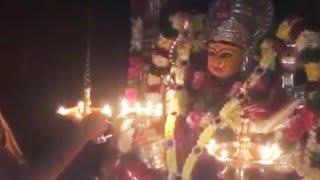 VijayaWada kanaka durga temple drone visuals  | TFPC - TFPC