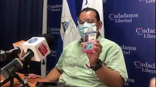 Alianza CxL denuncia que CSE sandinista entregó credencial única para representantes legales
