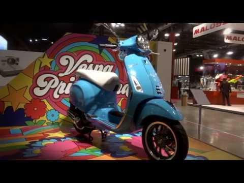 Motosx1000: Eicma 2017 Novedades Grupo Piaggio