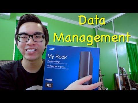 WHAT SHOULD I DO?! - Data Management