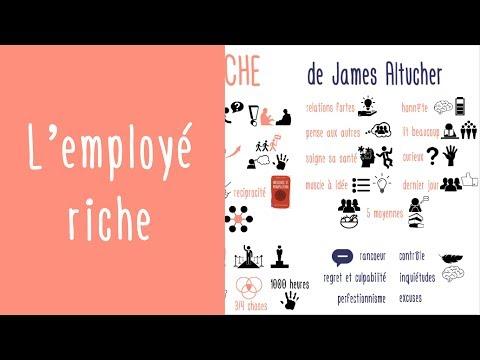 L'employé(e) riche : réussir sa vie professionnelle de James Altucher