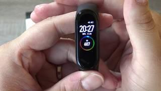 Vidéo-Test : Xiaomi Mi Smart Band 4: Unboxing Test Video Review FR HD (N-Gamz)