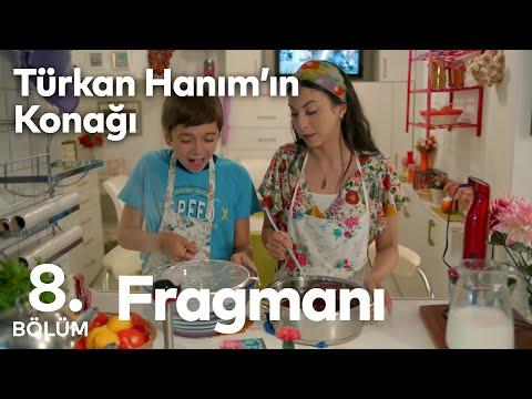 Türkan Hanımın Konağı 8. Bölüm fragmanı