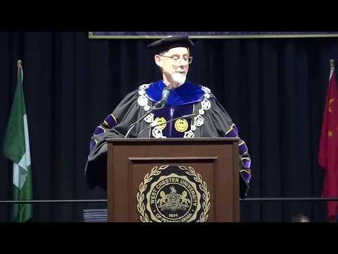 2018 WCU Undergrad Commencement Fall '18