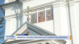 Sfantul Cuvios Stelian va fi cinstit in Capitala