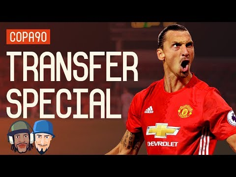 Ibrahimovic To Re-sign For United? | Comments Below Transfer Special