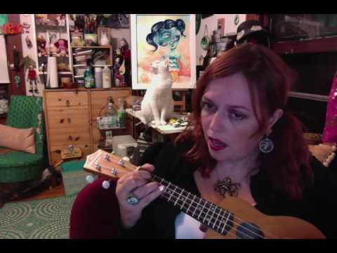 Just Like Honey :The Jesus & Mary Chain -Ukulele Cover - For my #9 song on my uke!