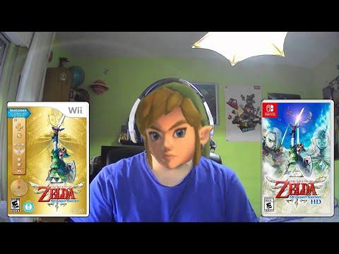 The Legend of Zelda: Skyward Sword 10 años después | Diseño y mecánicas | Skyward Sword HD (Switch)