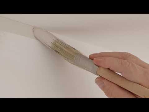 Como pintar los cortes en una habitacion