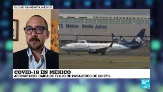 La vuelta al mundo de France 24: aerolineas toman medidas ante la crisis económica por el Covid-19