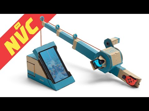 connectYoutube - What is Nintendo Planning with Labo? - Nintendo Voice Chat Ep. 391