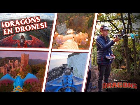 ¡DRAGONS EN DRONES!