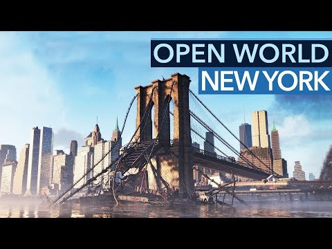 Ubisofts nächste Open World kommt schon am 3. März - The Division 2: Warlords of New York (Preview)