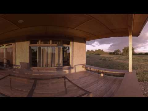 360 Virtual Tour: Sunset at the Enrico Education & Science Center