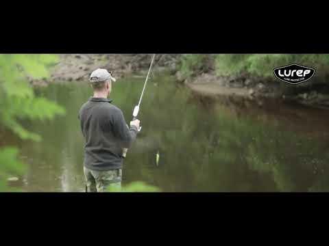 Hållare till fiskedrag Lurep