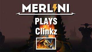 [Merlini's Catalog] Clinkz on 17.11.2014 - Game 2/5