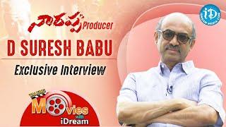 Narappa Producer Suresh Babu Exclusive Interview || Talking Movies with iDream | Anjali - IDREAMMOVIES