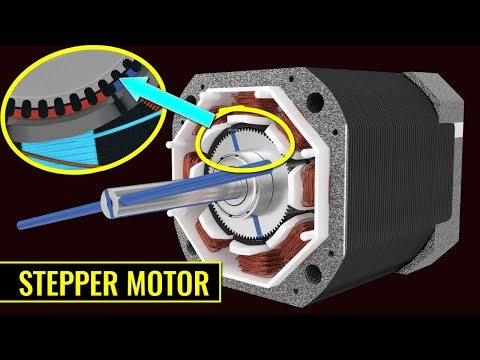 connectYoutube - How does a Stepper Motor work ?
