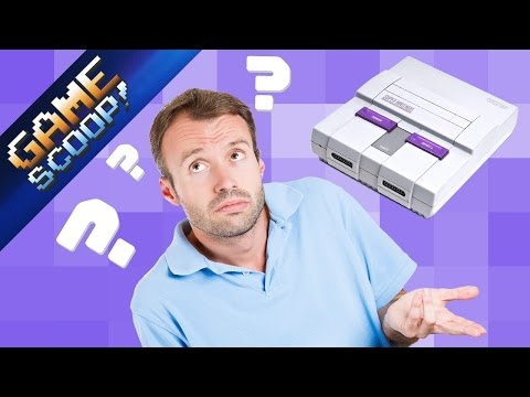 """How Do You Pronounce """"SNES?"""" - Game Scoop!"""