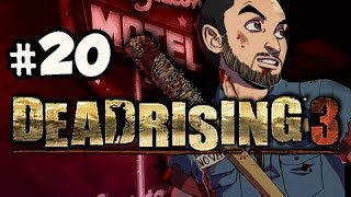 ALBERT PSYCHO BOSS - Dead Rising 3 Co-op w/Nova & Sp00n Ep.20 ( Xbox One )