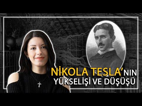 Nikola Tesla Kimdir? | Kısaca Tesla'nın Hayatı