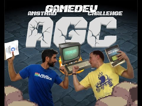 Amstrad GameDev Challenge #03: BASIC vs C
