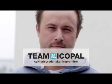 Team Icopal - Detta är vi