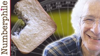 A Quick Cake Conundrum - Numberphile