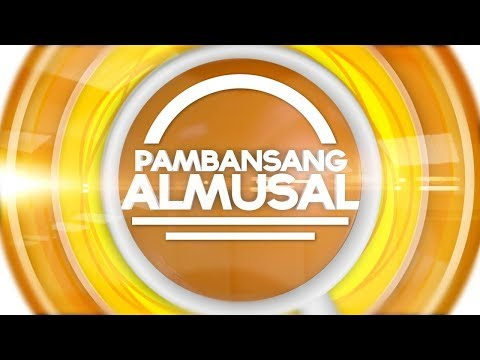 WATCH: Pambansang Almusal - January 04, 2019