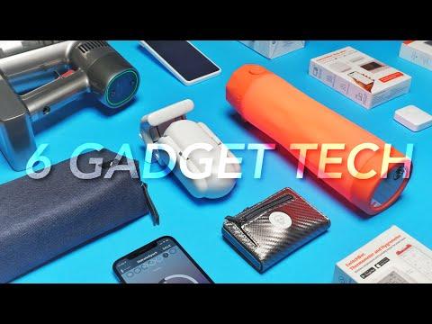 6 Gadget Tech che non sapevi di desidera …